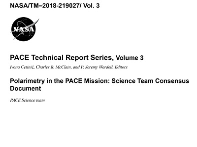 Polarimetry in the PACE Mission: Science Team Consensus Document