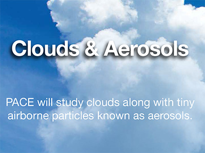 Clouds & Aerosols Brochure