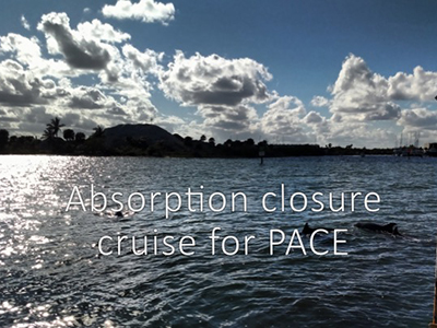 Absorption Closure Cruise for PACE