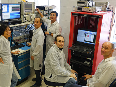 PACE Engineers Work on Focal Plane Assemblies