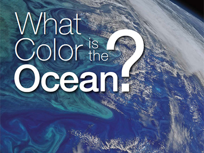 What Color is The Ocean? (Brochure/Activity)