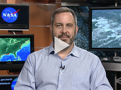 In this video, PACE Project Scientist Dr. Jeremy Werdell comments on the new time-lapse of life on our entire planet over the last two decades, and discusses how NASA data are being used to study the health of ocean ecosystems.